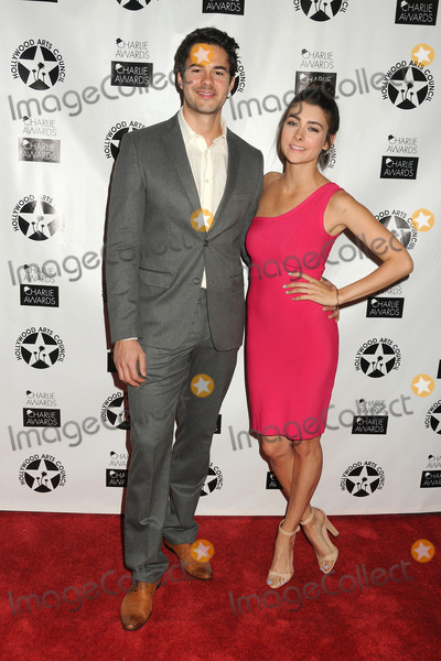 Jayson Blair, Allison Paige Photo - 1 May 2015 - Hollywood, California - Jayson Blair, Allison Paige. 29th Annual Charlie Awards held at the Roosevelt Hotel. Photo Credit: Byron Purvis/AdMedia