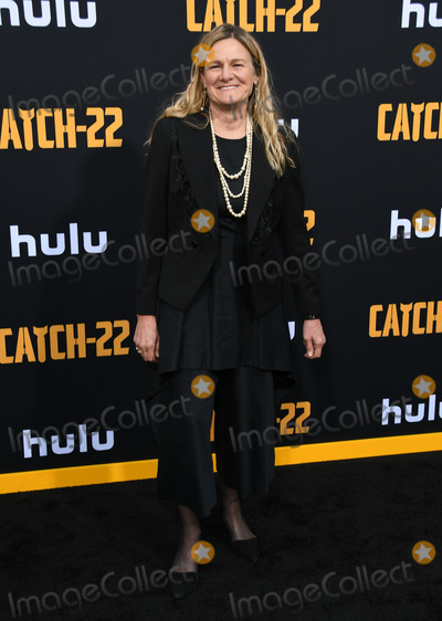 "Ellen Kuras Photo - 07 May 2019 - Hollywood, California - Ellen Kuras. Hulu's ""Catch 22"" Los Angeles Premiere held at PTCL Chinese Theatre. Photo Credit: Birdie Thompson/AdMedia"