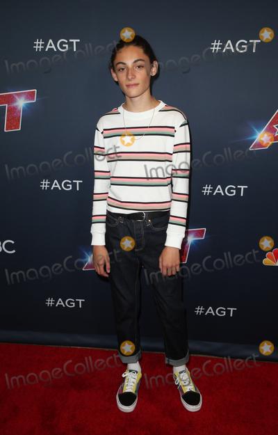 "Benicio Bryant Photo - 27 August 2019 - Hollywood, California - Benicio Bryant. ""America's Got Talent"" Season 14 Live Show Red Carpet held at Dolby Theatre. Photo Credit: FSadou/AdMedia"