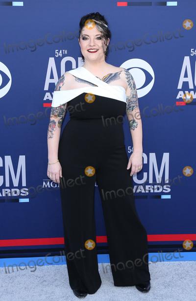 Ashley McBryde Photo - 07 April 2019 - Las Vegas, NV - Ashley McBryde. 54th Annual ACM Awards Arrivals at MGM Grand Garden Arena. Photo Credit: MJT/AdMedia