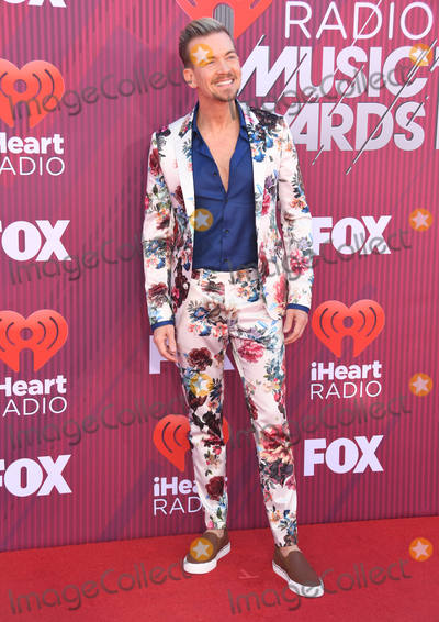 Damon Sharp Photo - 14 March 2019 - Los Angeles, California - Damon Sharp. 2019 iHeart Radio Music Awards - Arrivals held at Microsoft Theater. Photo Credit: Birdie Thompson/AdMedia