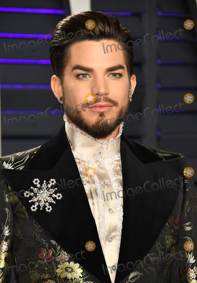 Adam Lambert, Wallis Annenberg Photo - 24 February 2019 - Los Angeles, California - Adam Lambert