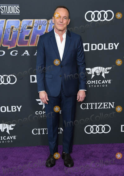 "Clark Gregg, Clarke Gregg Photo - 22 April 2019 - Los Angeles, California - Clark Gregg. Marvel Studios' ""Avengers: Endgame"" Los Angeles Premiere held at Los Angeles Convention Center. Photo Credit: Birdie Thompson/AdMedia"