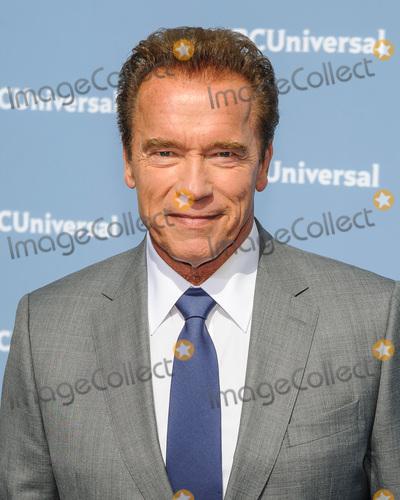 Arnold Schwartzenegger Photo - 16 May 2016 - New York, New York- Arnold Schwartzenegger.  2016 NBCUniversal Upfront. Photo Credit: Mario Santoro/AdMedia