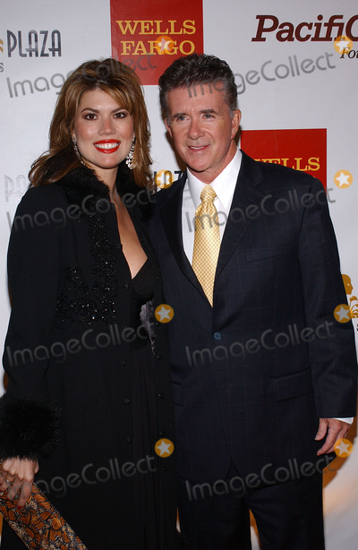 Alan Thicke, Robin Thicke, Tanya Callau, The-Dream, The Dream Photo - 13 December 2016 - Burbank, California - Alan Thicke, beloved TV dad and real-life father of R&B and pop superstar Robin Thicke, died Tuesday at age 69, of a heart attack while playing hockey with his 19 year-old son Carter Thicke. File Photo: 4 November 2004 - Los Angeles, California - Alan Thicke and Tanya.  3rd Annual Cabaret of Dreams celebrating the 10th anniversary of the Dream Foundation held at thePark Plaza Hotel. Photo Credit: Jacqui Wong/AdMedia