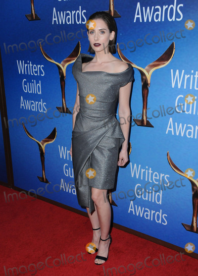 Allison Brie Photo - 11 February 2018 - Beverly Hills, California - Allison Brie. 2018 Writer's Guild Awards held at The Beverly Hilton Hotel. Photo Credit: Birdie Thompson/AdMedia