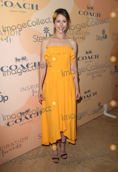 Amanda Crew, Amanda Crews Photo - 02 June 2017 - Beverly Hills, California - Amanda Crew. Step Up Women's Network 14th Annual Inspiration Awards held at The Beverly Hilton Hotel. Photo Credit: F. Sadou/AdMedia