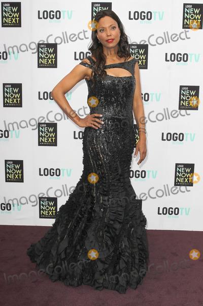 Aisha Tyler, The Fondas Photo - 13 April 2013 - Los Angeles, California - Aisha Tyler. 2013 NewNowNext Awards held at The Fonda Theatre. Photo Credit: Kevan Brooks/AdMedia