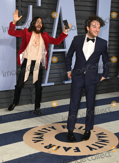 Jared Leto, Wallis Annenberg Photo - 04 March 2018 - Los Angeles, California - Jared Leto. 2018 Vanity Fair Oscar Party hosted following the 90th Academy Awards held at the Wallis Annenberg Center for the Performing Arts. Photo Credit: Birdie Thompson/AdMedia