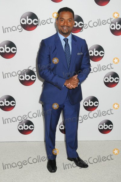 Alfonso Ribeiro, Alfonso André Photo - 9 January 2016 - Pasadena, California - Alfonso Ribeiro. Disney/ABC 2016 Winter TCA Press Tour held at The Langham Huntington Hotel. Photo Credit: Byron Purvis/AdMedia