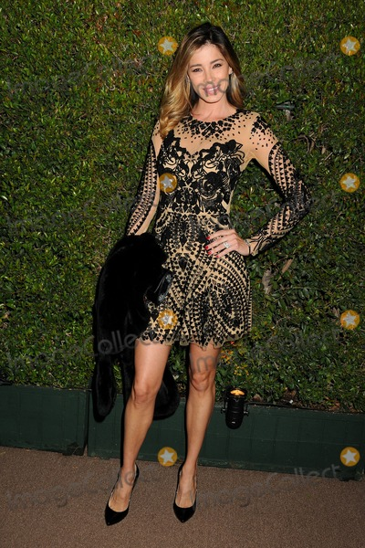 "Aida Yespica Photo - 25 February 2014 - West Hollywood, California - Aida Yespica. BVLGARI ""Decades of Glamour"" Oscar Party held at Soho House. Photo Credit: Byron Purvis/AdMedia"