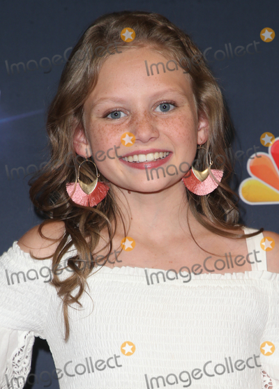"Ashley Burns Photo - 3 September 2019 - Hollywood, California - Ashley Burns. ""America's Got Talent"" Season 14 Live Show Red Carpet held at Dolby Theatre. Photo Credit: FSadou/AdMedia"