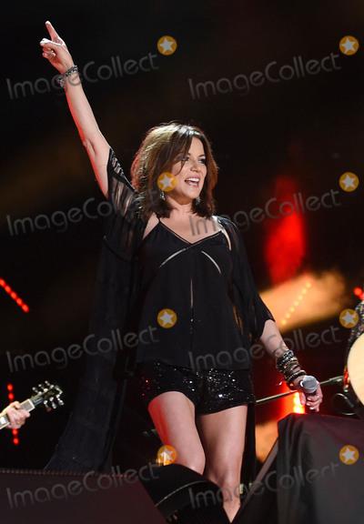 Martina McBride Photo - 11 June 2016 - Nashville, Tennessee - Martina McBride. 2016 CMA Music Festival Nightly Concert held at Nissan Stadium. Photo Credit: Laura Farr/AdMedia
