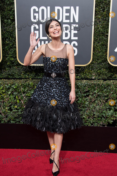 Alessandra Mastronardi Photo - 07 January 2018 - Beverly Hills, California - Alessandra Mastronardi. 75th Annual Golden Globe Awards held at the Beverly Hilton. Photo Credit: HFPA/AdMedia