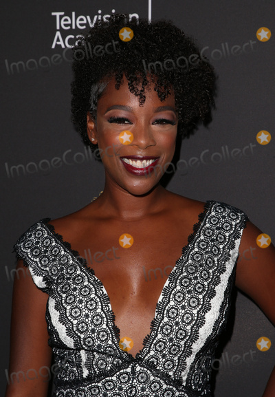 Samira Wiley Photo - 07 September 2017 - Beverly Hills, California - Samira Wiley. Celebration of the 69th Emmy Award Nominees for Outstanding Casting. Photo Credit: F. Sadou/AdMedia