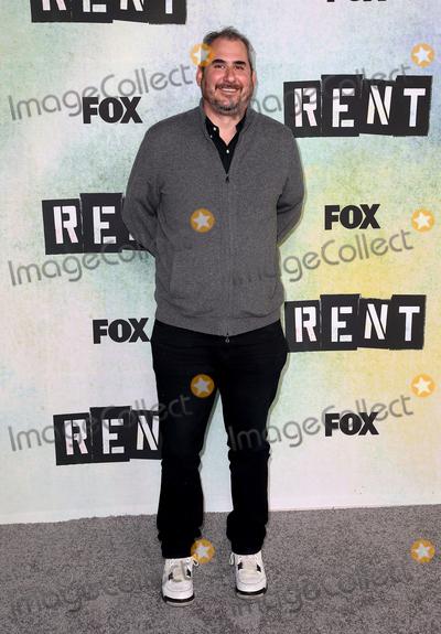 "Adam Siegel Photo - 08 January 2019 - Los Angeles, California - Adam Siegel. FOX Hosts ""RENT"" Press Junket held at the FOX Lot. Photo Credit: Faye Sadou/AdMedia"