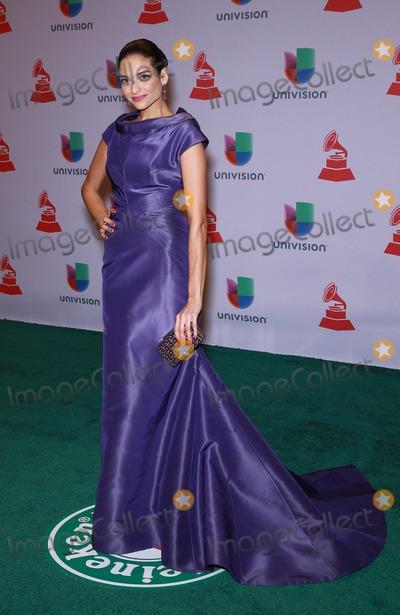 Natalia Jimenez Photo - 20 November 2014 - Las Vegas, Nevada -  Natalia Jimenez.  15th Annual Latin Grammy Arrivals at MGM Grand Garden Arena.  Photo Credit: MJT/AdMedia