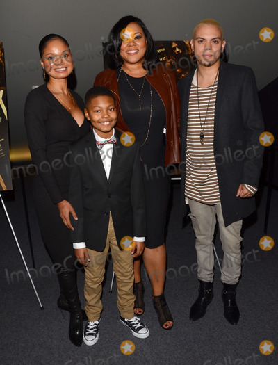 Evan Ross, Lela Rochan, Robin Bobeau, Alex Henderson Photo - 22 January 2015 - Los Angeles, California - Robin Bobeau, Alex Henderson, Lela Rochan, Evan Ross.