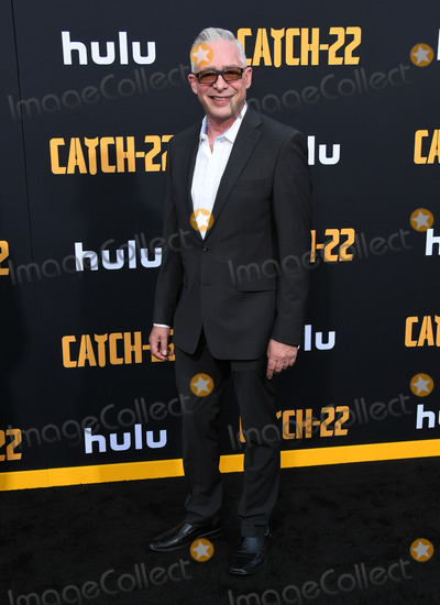 "Anthony Skordi Photo - 07 May 2019 - Hollywood, California - Anthony Skordi. Hulu's ""Catch 22"" Los Angeles Premiere held at PTCL Chinese Theatre. Photo Credit: Birdie Thompson/AdMedia"