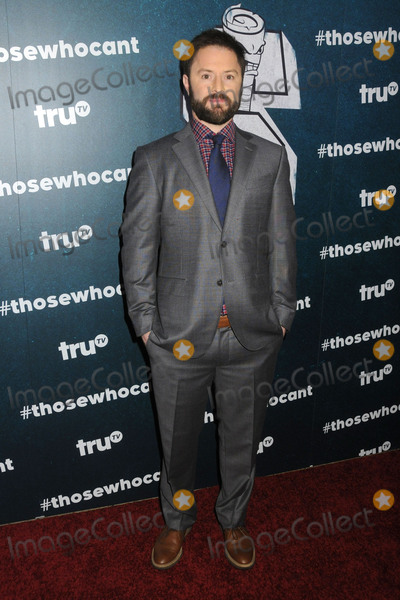 "Adam Cayton-Holland Photo - 28 January 2016 - Los Angeles, California - Adam Cayton-Holland. ""Those Who Can't"" Series Premiere held at The Wilshire Ebell Theatre. Photo Credit: Byron Purvis/AdMedia"