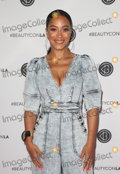 Angela Rye Photo - 11 August 2019 - Los Angeles, California - Angela Rye. Beautycon Festival Los Angeles 2019 - Day 2 held at Los Angeles Convention Center. Photo Credit: FSadou/AdMedia