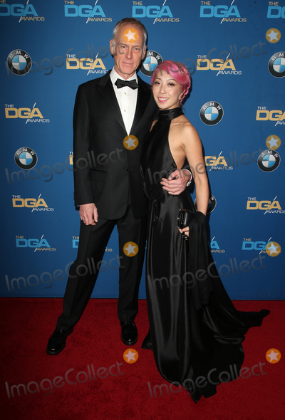Alan Taylor Photo - 03 February 2018 - Beverly Hills, California - Alan Taylor, Guest. 70th Annual Directors Guild Of America Awards held at the Beverly Hilton. Photo Credit: F. Sadou/AdMedia