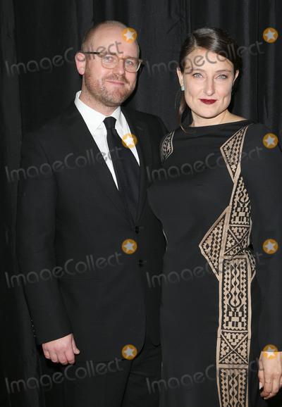 Adele, James Laxton, Adele Romanski Photo - 14 January 2017 - Century City, California - James Laxton, Adele Romanski. 42nd Annual Los Angeles Film Critics Association Awards held at the InterContinental Los Angeles. Photo Credit: F. Sadou/AdMedia