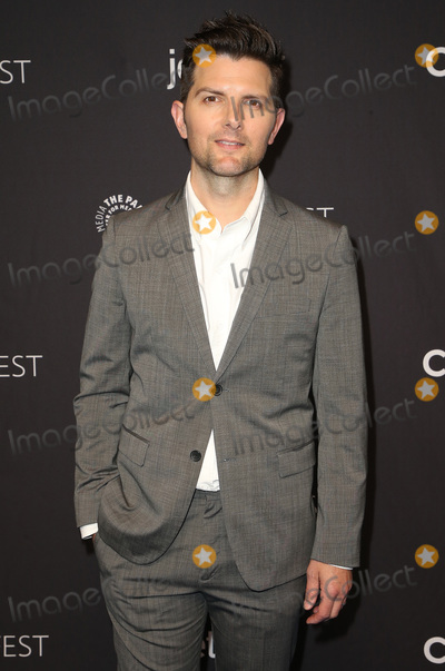"Adam Scott Photo - 24 March 2019 - Hollywood, California - Adam Scott. 2019 PaleyFest LA - ""The Twilight Zone"" held at The Dolby Theater. Photo Credit: Faye Sadou/AdMedia"
