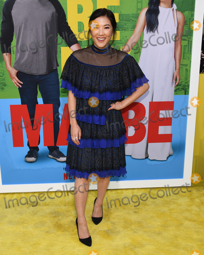 "Ally Maki Photo - 22 May 2019 - Westwood Village, California - Ally Maki. Netflix ""Always Be My Maybe"" Los Angeles Premiere held at Regency Village Theatre. Photo Credit: Billy Bennight/AdMedia"