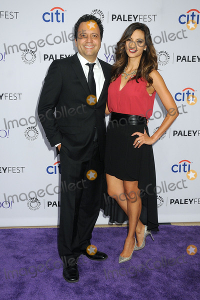 "Argelia Atilano, Omar Velasco Photo - 10 September 2015 - Beverly Hills, California - Omar Velasco, Argelia Atilano. 2015 PaleyFest Fall TV Preview - ""La Banda"" held at The Paley Center. Photo Credit: Byron Purvis/AdMedia"
