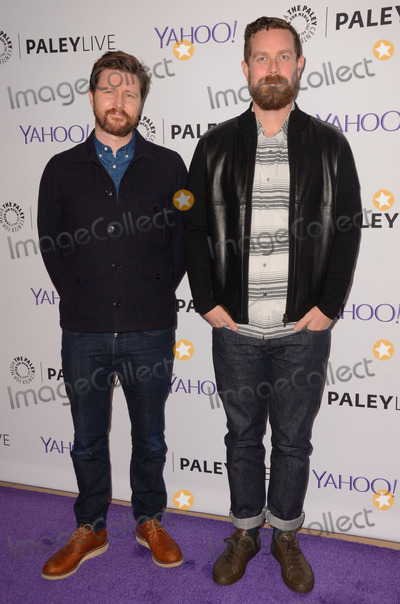"""Andrew Haigh Photo - 25 February 2015 - Beverly Hills, California - Andrew Haigh, Michael Lannan. The Paley Center for Media presents an Evening with HBO's """"Looking"""" held at The Paley Center for Media. Photo Credit: Birdie Thompson/AdMedia"""