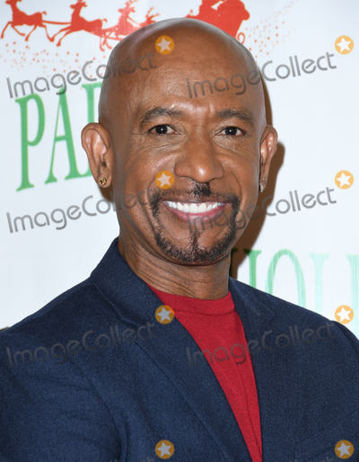 MONTELL WILLIAMS, Montel Williams Photo - 25 November 2018 - Hollywood, California - Montell Williams. The 87th Annual Hollywood Christmas Parade held at Hollywood Blvd.. Photo Credit: Birdie Thompson/AdMedia