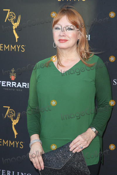 Andrea Evans Photo - 22 August 2018 - Los Angeles, California - Andrea Evans. Television Academy Daytime Programming Creative Achievements Reception held at Television Academy's Wolf Theatre at the Saban Media Center. Photo Credit: Faye Sadou/AdMedia