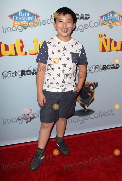 "Albert Tsai Photo - 05 August 2017 - Los Angeles, California - Albert Tsai. ""Nut Job 2: Nutty by Nature"" World Premiere held at Regal Cinema at L.A. Live. Photo Credit: F. Sadou/AdMedia"