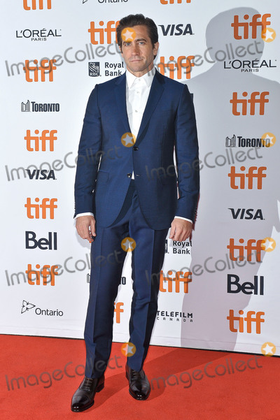 "Jake Gyllenhaal, Princess of Wales, Wale Photo - 08 September 2018 - Toronto, Ontario, Canada - Jake Gyllenhaal. ""The Sisters Brothers"" Premiere - 2018 Toronto International Film Festival held at the Princess of Wales Theatre. Photo Credit: Brent Perniac/AdMedia"