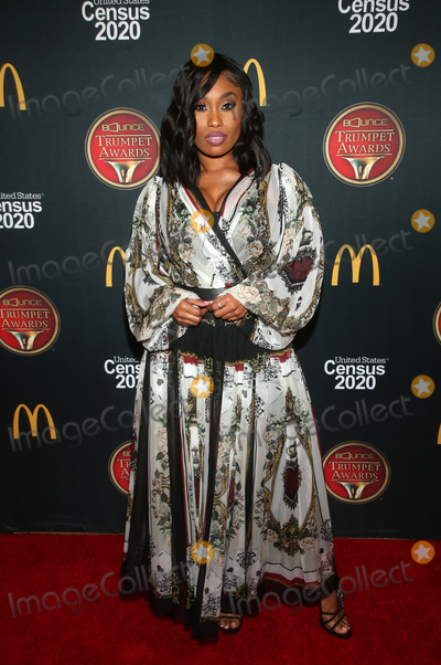 Angell Conwell Photo - 4 December 2019 - Hollywood, California - Angell Conwell. the 28th Annual Bounce Trumpet Awards held at Dolby Theatre. Photo Credit: FS/AdMedia