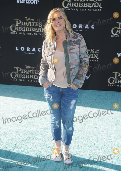 "Allison Sweeney Photo - 18 May 2017 - Hollywood, California - Allison Sweeney. Premiere Of Disney's ""Pirates Of The Caribbean: Dead Men Tell No Tales"" at Dolby Theatre in Hollywood. Photo Credit: Birdie Thompson/AdMedia"