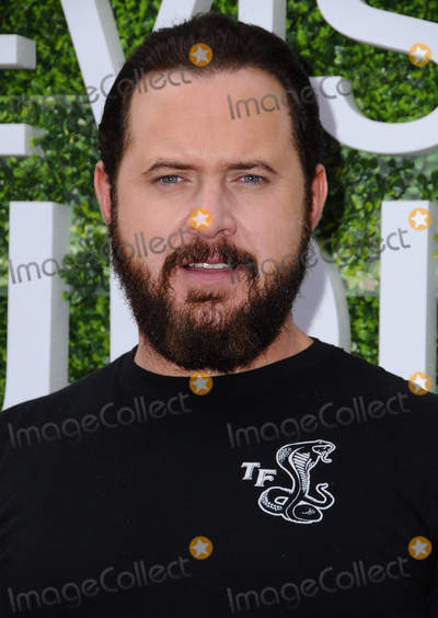 AJ Buckley Photo - 01 August  2017 - Studio City, California - AJ Buckley.  2017 Summer TCA Tour - CBS Television Studios' Summer Soiree held at CBS Studios - Radford in Studio City. Photo Credit: Birdie Thompson/AdMedia