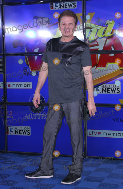 """Adrian Zmed, The Weekend, Jeff Civillico Photo - 19 August 2016 - Las Vegas, Nevada - Adrian Zmed. Official Launch of """"The Weekend in Vegas"""" hosted by Jeff Civillico at The LINQ Promenade. Photo Credit: MJT/AdMedia"""