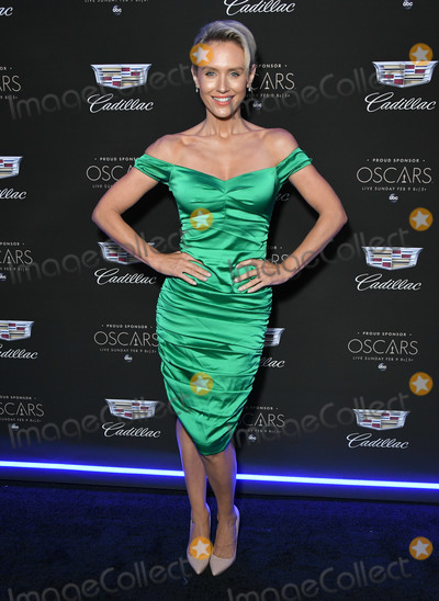 Nicky Whelan Photo - 06 February 2020 - Los Angeles - Nicky Whelan. Cadillac Celebrates The 92nd Annual Academy Awards held at Chateau Marmont. Photo Credit: Birdie Thompson/AdMedia