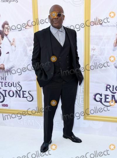 """Alan Williams Photo - 25 July 2019 - Los Angeles, California - Greg Alan Williams. HBO's """"The Righteous Gemstones"""" Los Angeles Premiere held at Paramount Theater. Photo Credit: Birdie Thompson/AdMedia"""