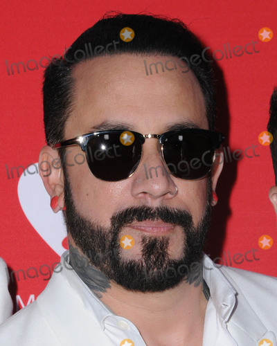 A.J. McLean, Smokey Robinson Photo - 19 May 2016 - Los Angeles, California - A.J. McLean. Arrivals for the 12th Annual MusiCares MAP Fund Benefit Concert Honoring Smokey Robinson held at The Novo by Micosoft. Photo Credit: Birdie Thompson/AdMedia
