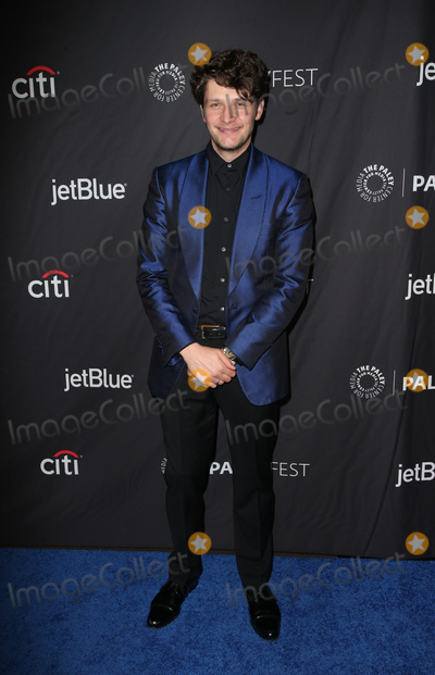 """Brett Dier, The Virgins Photo - 20 March 2019 - Hollywood, California - Brett Dier. The Paley Center For Media's 2019 PaleyFest LA - """"Jane The Virgin"""": The Farewell Season held at The Wolf Theatre at The Dolby Theatre. Photo Credit: Faye Sadou/AdMedia"""