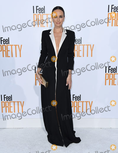 "Cat Sadler Photo - 17 April 2018 -  Westwood, California - Cat Sadler. ""I Feel Pretty"" Los Angeles Premiere held at Westwood Village Theater. Photo Credit: Birdie Thompson/AdMedia"