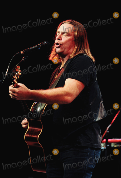 Alan Doyle, Great Big Sea Photo - 03 February 2015 - Hamilton, Ontario, Canada.  Musician and actor Alan Doyle (lead singer of Great Big Sea) performs on stage at the Molson Canadian Studio at Hamilton Place to promote his second solo album 'So Let's Go'. Photo Credit: Brent Perniac/AdMedia