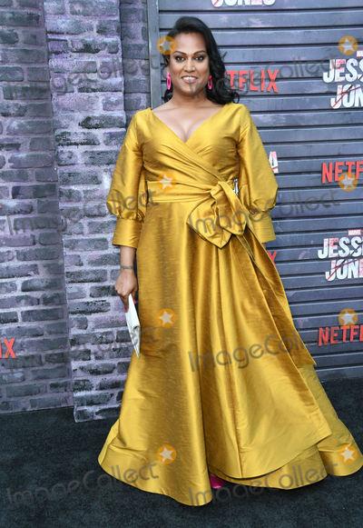 "Aneesh Sheth, Jessica Jones Photo - 28 May 2019 - Hollywood, California - Aneesh Sheth. Special Screening Of Netflix's ""Jessica Jones"" Season 3 held at Arclight Hollywood. Photo Credit: Birdie Thompson/AdMedia"