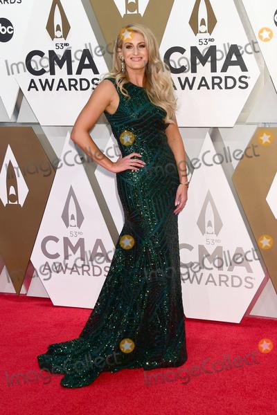 Rachel Wammack, CMA Award Photo - 13 November 2019 - Nashville, Tennessee - Rachel Wammack. 53rd Annual CMA Awards, Country Music's Biggest Night, held at Music City Center. Photo Credit: Laura Farr/AdMedia