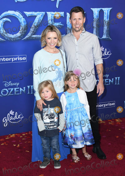 """Beverly Mitchell Photo - 07 November 2019 - Hollywood, California - Beverly Mitchell. Disney's """"Frozen 2"""" Los Angeles Premiere held at Dolby Theatre. Photo Credit: Birdie Thompson/AdMedia"""