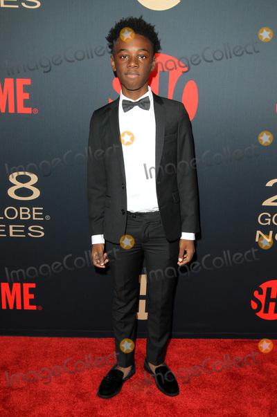 Alex Hibbert Photo - 6 January 2018 - Los Angeles, California - Alex Hibbert. Showtime Golden Globe Nominee Celebration held at the Sunset Tower Hotel in Los Angeles. Photo Credit: AdMedia
