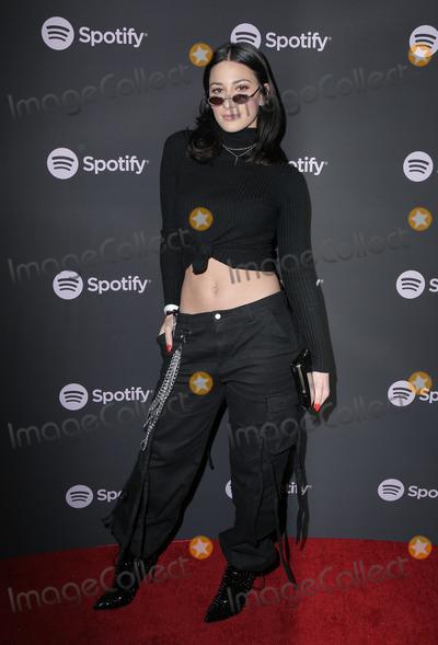"Lexy Panterra Photo - 07 February 2019 - Westwood, California - Lexy Panterra. Spotify ""Best New Artist 2019"" Event held at Hammer Museum. Photo Credit: PMA/AdMedia"